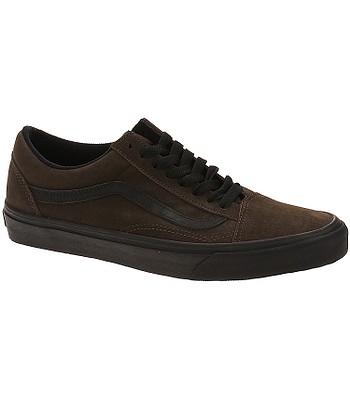 shoes Vans Old Skool - Vansbuck Demitasse Black - snowboard-online.eu 813179138