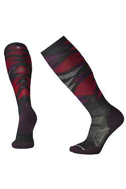 ponožky Smartwool PhD Ski Light Pattern - Black ... 3ff1fc5ab2
