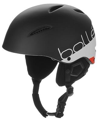 helmet Bollé B-Style - Matte Black White - snowboard-online.eu db64ed78781