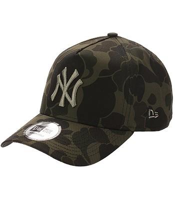 kšiltovka New Era 9FO Aframe Camo MLB New York Yankees - Midnight Camo Black   0b9d97c4f5