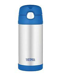 termoska Thermos Funtainer Straw 355 - 120014 Blue 36f077a681b