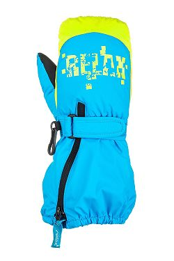 8d06edb0924 rukavice Relax Puzzyto - RR17H Blue Neon Yellow