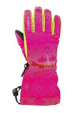 800bb8489f7 rukavice Relax Puzzy - RR15E Pink Neon Yellow