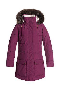 a5b37d243c2a kabát Roxy Ellie - RRV0 Beet Red ...