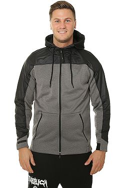 7099ab262 mikina Under Armour ColdGear Zip - 019/Charcoal ...