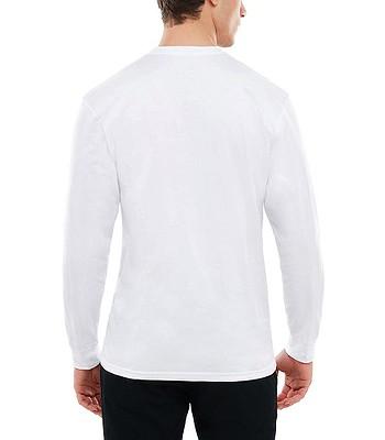 tričko Vans Vans X Independent Iron Cross LS - White - snowboard-online.sk 1f77048e16