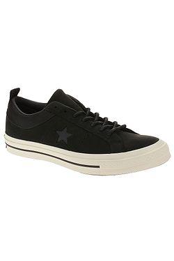 topánky Converse One Star SP OX - 162545 Black Almost Black Black. Na sklade a06ba477978