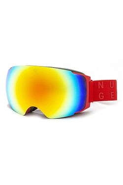 OKULIARE NA SKI A SNB red - snowboard-online.sk 450b5acf507