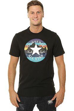tričko Converse Mountain Chuck Patch 10009064 - A02 Black d43fef30ef