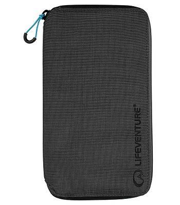 peňaženka Lifeventure RFiD Travel - Black - snowboard-online.sk 03f4e214a14