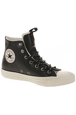 topánky Converse Chuck Taylor All Star Hi - 162386 Black Driftwood Driftwood 5376e51dc6