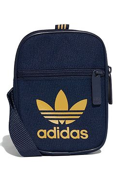 c20a7a6a2784 táska adidas Originals Festival Bag Trefoil - Collegialite Navy/Raw San ...
