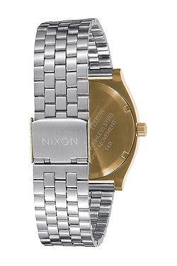 ... hodinky Nixon Time Teller - Gold Silver Silver eb237d1a968