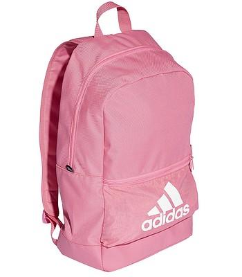 31141b137e1 mochila adidas Performance Classic Badge Of Sport - Semi Solar Pink Semi  Solar Pink White - blackcomb-shop.eu