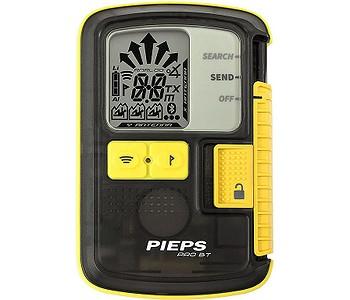 vyhľadávač Pieps Pro BT - Black