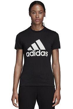 10ec33128e3 tričko adidas Performance Must Haves Badge Of Sport - Black
