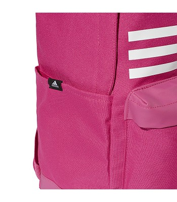 e5974d0bc81 mochila adidas Performance Classic Pocket 3 Stripes - Real Magenta ...