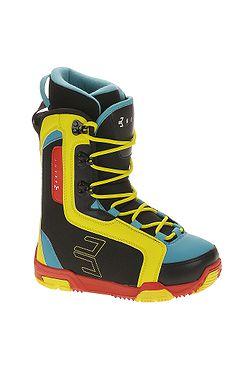 d50cb66b4 detské topánky Beany Junior - Black/Yellow/Red/Blue