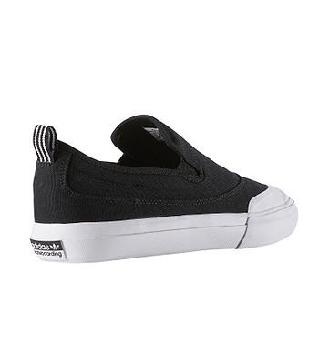 nowy przyjeżdża cała kolekcja niska cena shoes adidas Originals Matchcourt Slip-On - Core Black/Core ...
