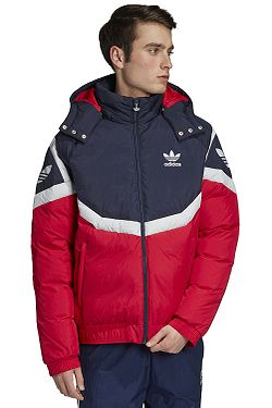 bunda adidas Originals Down - Bold Red cb6d8d670b1