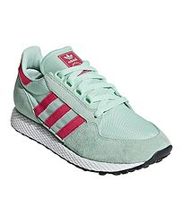 topánky adidas Originals Forest Grove - Clear Mint Active Pink Chalk White ca82c1fe066