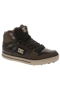 boty DC Pure High -Top WC WNT - OLV Olive ... 85b115ce04