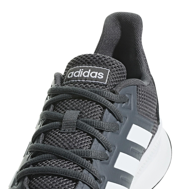 Schuhe adidas Performance Falcon Gray SixWhiteCore Black