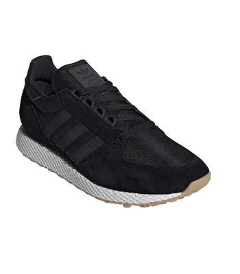 shoes adidas Originals Forest Grove - Core Black Core Black Gum - men´s c0f7e5ba9