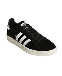 topánky adidas Originals Campus - Core Black White Core White f74bf7b46ea