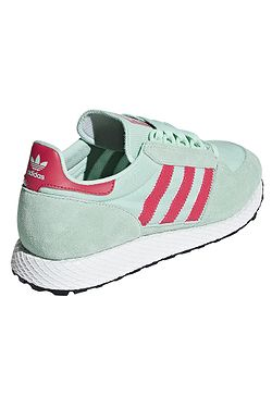 5ce6b40242b ... boty adidas Originals Forest Grove - Clear Mint Active Pink Chalk White