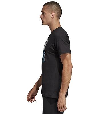 42e88609c11 tričko adidas Performance Id Photo - Black