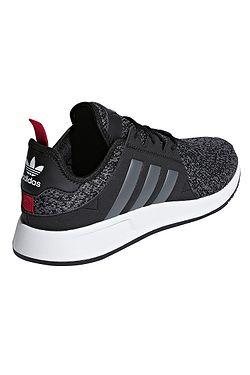 ... topánky adidas Originals X Plr - Core Black Gray Six Scarlet 6f03a7d1474