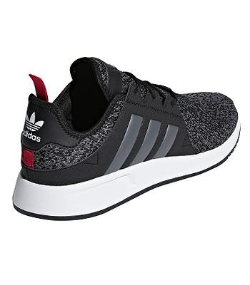 topánky adidas Originals X Plr - Core Black Gray Six Scarlet ... 0fe43952640