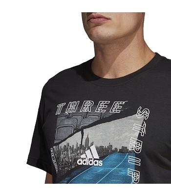 6097f6e0bc9 tričko adidas Performance Id Photo - Black. SKLADEM ‐ ZÍTRA U VÁS DOMA
