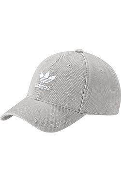 šiltovka adidas Originals Washed Adicolor Baseball - Medium Gray Heather  Solid Gray White ... 19c66d87a7f