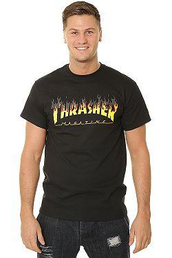 T-Shirt Thrasher BBQ - Black - men´s