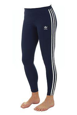 6709174a3c legíny adidas Originals 3 Stripes Tight - Dark Blue ...