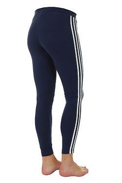 5cc05c0d0d ... legíny adidas Originals 3 Stripes Tight - Dark Blue