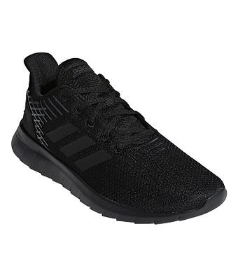 1325c3d947ca topánky adidas Performance Asweerun - Core Black Core Black Core Black