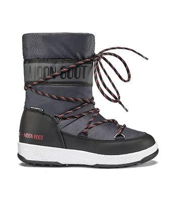 topánky Tecnica Moon Boot We Sport - Black Castlerock  b22b44f74eb