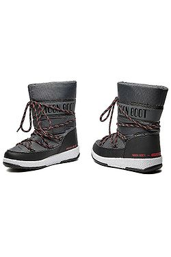 e21a100741 ... topánky Tecnica Moon Boot We Sport - Black Castlerock