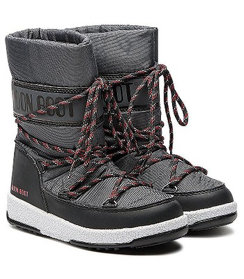 topánky Tecnica Moon Boot We Sport - Black Castlerock - snowboard ... b26f4a4f7cf