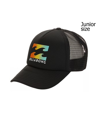 dětská kšiltovka Billabong Podium Trucker Youth - Black Yellow ... 68150e609e