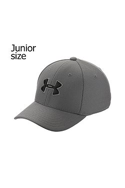 kšiltovka Under Armour Blitzing 3.0 Youth - 040/Graphite/Steel