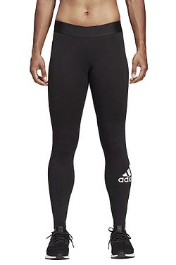 legíny adidas Performance Must Haves Badge Of Sport - Black White 841a1498469