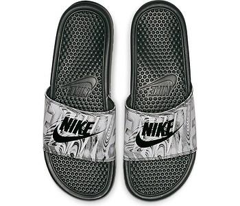 boty Nike Benassi JDI Print - Anthracite Black - boty-boty.cz ... 0d0f7d8322