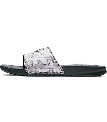 boty Nike Benassi JDI Print - Anthracite Black. SKLADEM bee59ab801