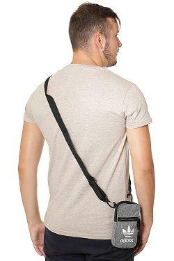 ... táska adidas Originals Festival Bag Casual - Black White 04b63f4b04