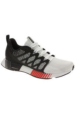 shoes Reebok Performance Fusion Flexweave Cage - Black White Red Gray - men 52ed90eb3f