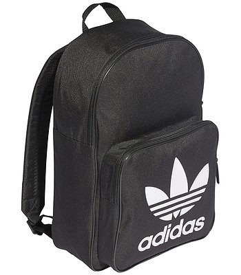 backpack adidas Originals Classic Trefoil - Black - blackcomb-shop.eu 0453f6ab81